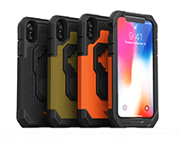Go Ahead, Drop It! Rugged Smartphone Case & Accessories