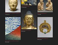 """""""MAO Website"""" for Fondazione Torino Musei"""