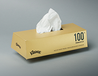 Kleenex Package Redesign
