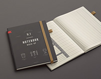 Planner / Notebook Mock-up