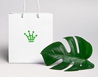 Les Frogs Brand Identity