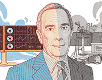 Michael Bloomberg for Hollywood Reporter