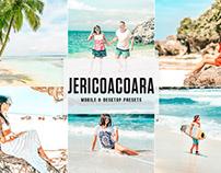 Free Jericoacoara Mobile & Desktop Lightroom Presets