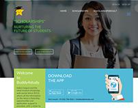 Web page UI/UX Design