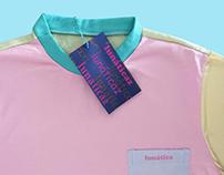Etiqueta Camisas Lunáticaz