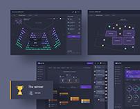 Gaming events platform