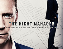 Mitch Jenkins + A&E + The Night Manager