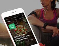 UI + UX - App Viva Salute