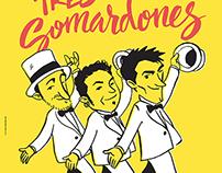 "Cartel ""Tres Somardones"""