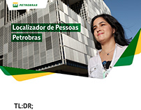 Localizador de Pessoas Petrobras