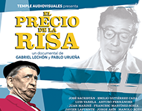 Cartel documental EL PRECIO DE LA RISA
