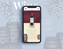 Wine Time app