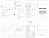 UX Research & Design for Grocery Shopping Service