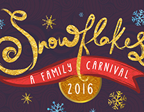 Snowflakes - Event Design
