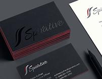 Spirative Branding and Website