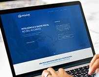 Arquivei - Landing Page