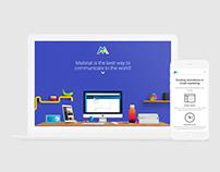 Mailstat - Landing Page