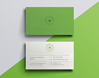 Business Card Mockup PSD file | Free Download Vol.2