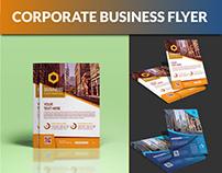 Modern & Corporate Business Flyer Design