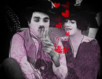 Petites animations sur la St Valentin pour FUTURAMEDIA