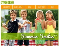 Gymboree Newsletter