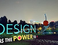 """Design has the Power"" Video"