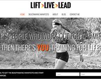Lift Live Lead - Branding, Website Design