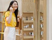 Siri Dressing Cabinet