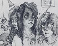 Sketchbook vol.1 -'17