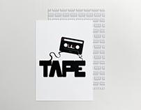 TAPE - Branding