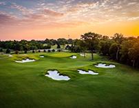 The OU Jimmie Austin Golf Club, Norman, Oklahoma