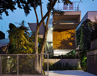 weekend house - spbr architecture, brazil