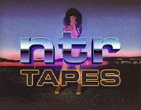 "Manny ""n t r Tapes"" Logo + Artwork"