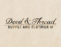 Deed & Thread