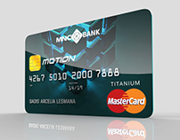 MNC Bank Card