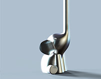 Ely / Metal Straw Design