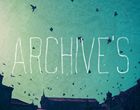 Archives (free font)