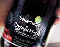 BakerHalls Branding
