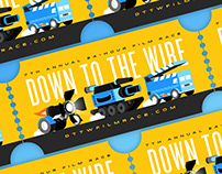 Down to the Wire 2018 — Event Branding
