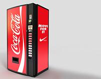 Move for it - Coca-Cola + Nike