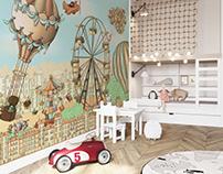 Children's room 02