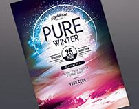 Pure Winter Flyer