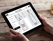Web App - Fashion
