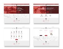DevAcademy Spec Work Web Design Layout