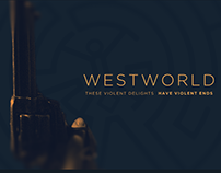 WestWorld Poster Tribute
