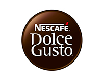 NESCAFÉ DOLCE GUSTO, worldwide global branding