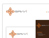 Savvi Corporate ID and logo