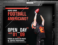 Renegades | Open Day & Try Outs'12 Poster