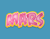 Free Mars Illustrator Text Effect