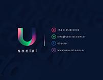 USocial | #UniversoSocial [Branding & Diseño Digital]